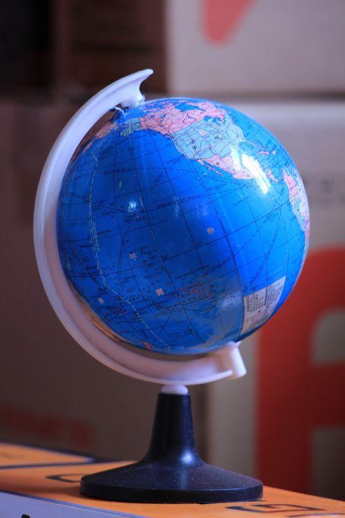 globe geography earth