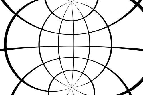 globe coordinates spherical