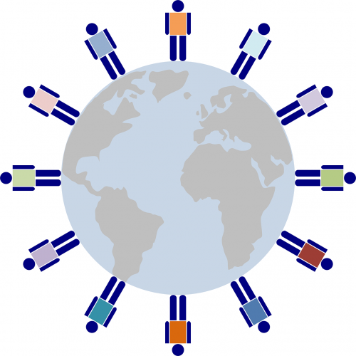 globe global earth