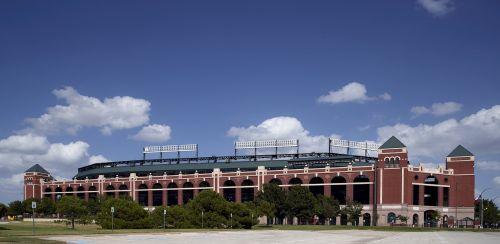 globe life park baseball stadium texas rangers