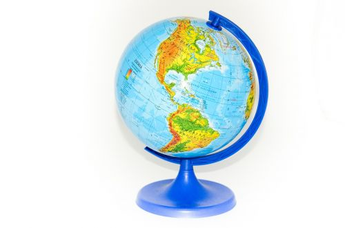 globus earth world