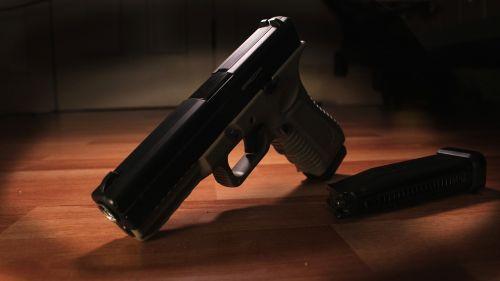 glock gun pistol