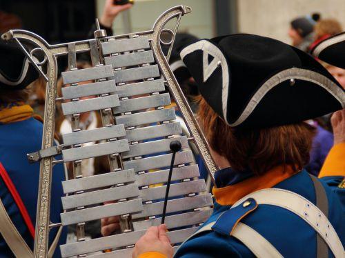 glockenspiel xylophone shrove monday
