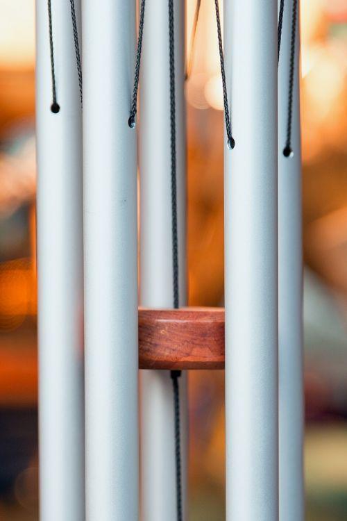 glockenspiel wind bells