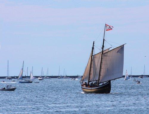 gloucester  ma  sail boats