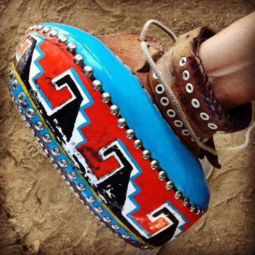 glove mixtec ball tradition