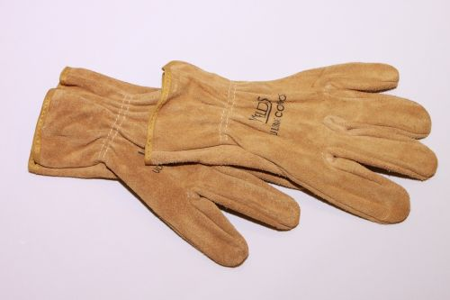gloves leather mechanic