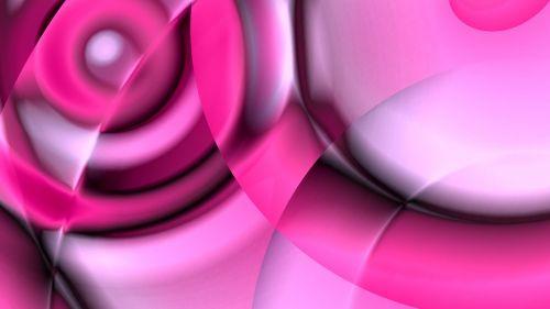 glow pink cloud