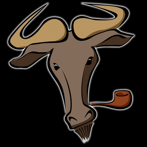 gnu linux horns