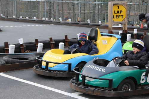 go kart kids vacation