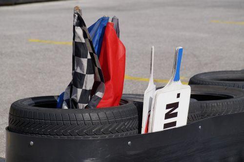 go kart race race track