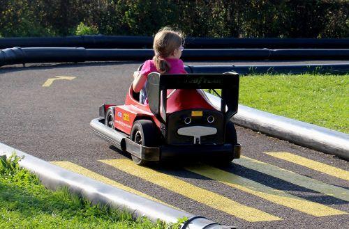 go-kart bumper cars kart