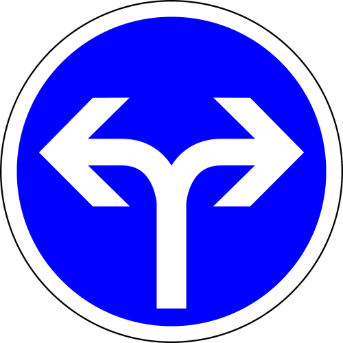 go left or right left right
