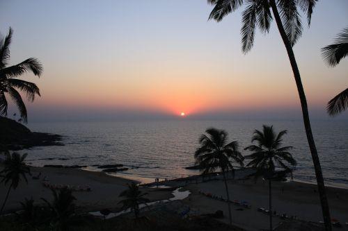 goa india beach