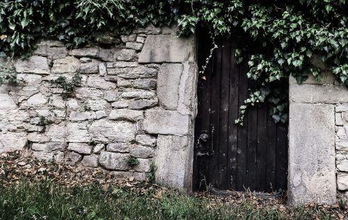 goal garden gate wooden gate