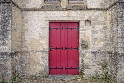 goal door input