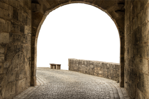 goal,stone gate,ancient times,stone arch,felsentor,building,cobblestones,old,places of interest,middle ages,stone wall,medieval,castle,wall,castle wall,masonry,natural stone wall,historically,fortress,fortresses,archway,old castle,bank,passage