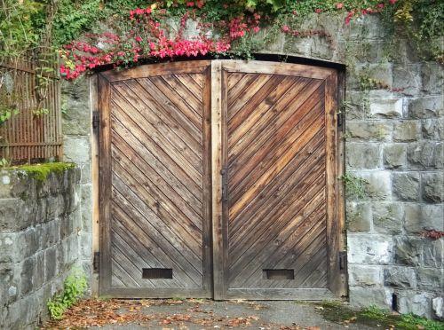 goal garage door door