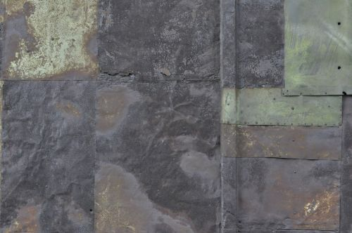 goal rusty texture