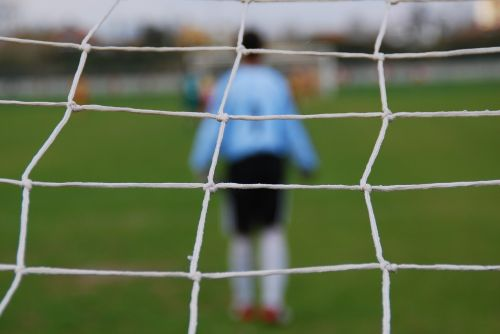 goalie football amateur