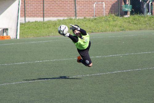 goalkeeper training football