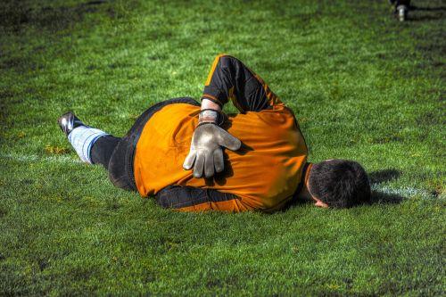 goalkeeper football sport