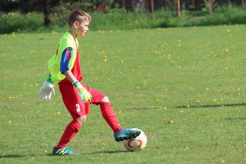 goalkeeper  rozohrávka  prep
