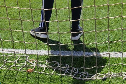goalkeeper  guard  football