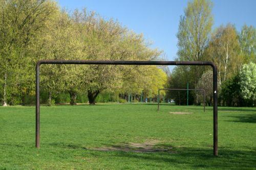 goals football park