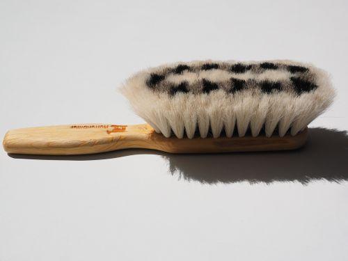 goat hair brush brush clean
