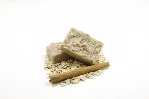 Goats Milk Oatmeal Cinnamon Soap