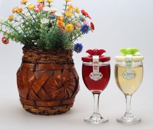 goblet wine stemware wine 1