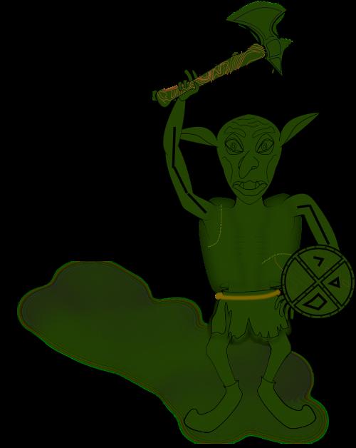 goblin gnome dwarf