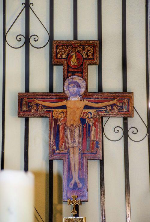 god religion crucifix