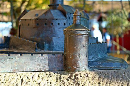 godesburg model castle