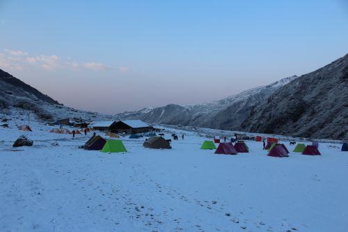 goechala sikkim kanchenjunga
