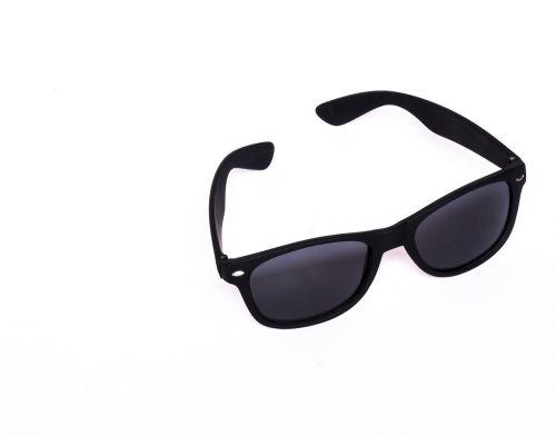 goggles black white background