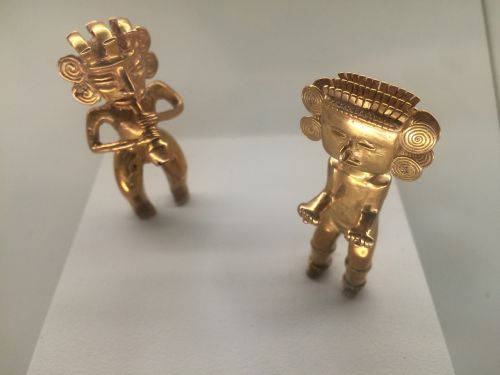 gold figures inca
