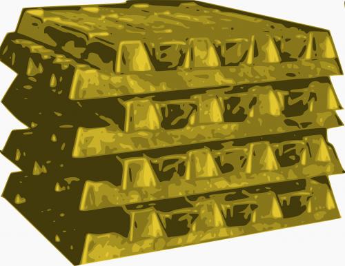 gold bullions gold bars