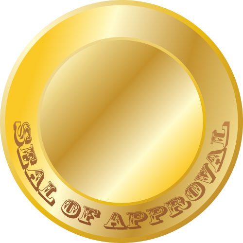 gold seal approved