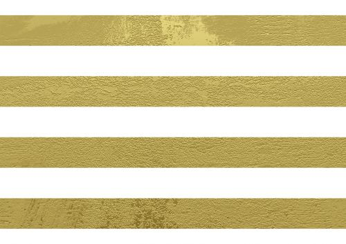 white stripes elegant golden stripes