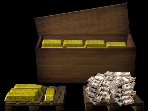 gold box money