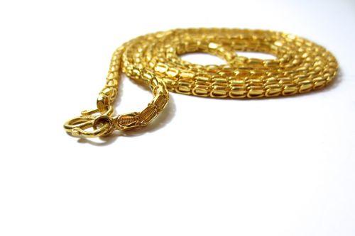 gold golden chain