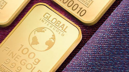 gold chip sticker