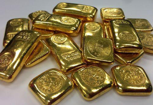 gold bullion ing