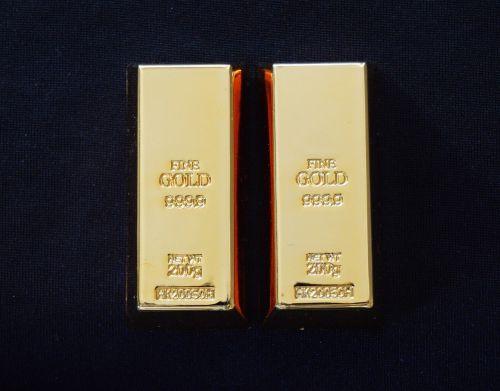 gold bars exhibition