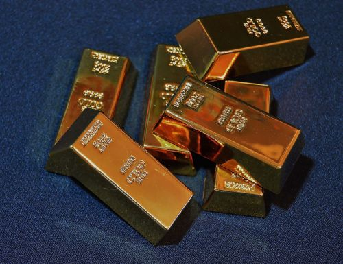 gold bars collection