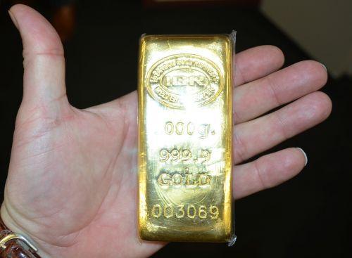 gold bullion crises
