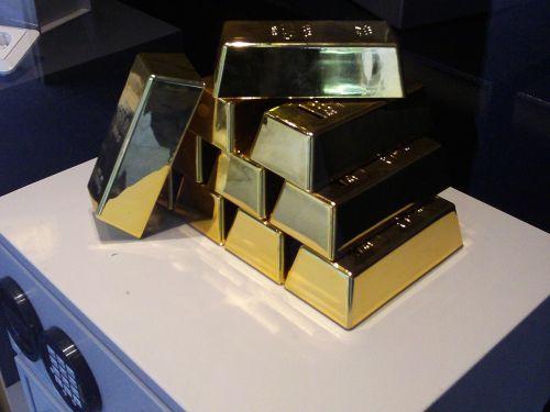gold golden bullion