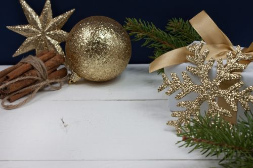 gold christmas gold snowflake gold star